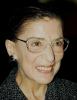Headshot photo of Supreme Court Justice Ruth Bader Ginsburg